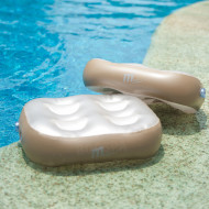 Pack of 2 inflatable seat cushions for MSPA spa