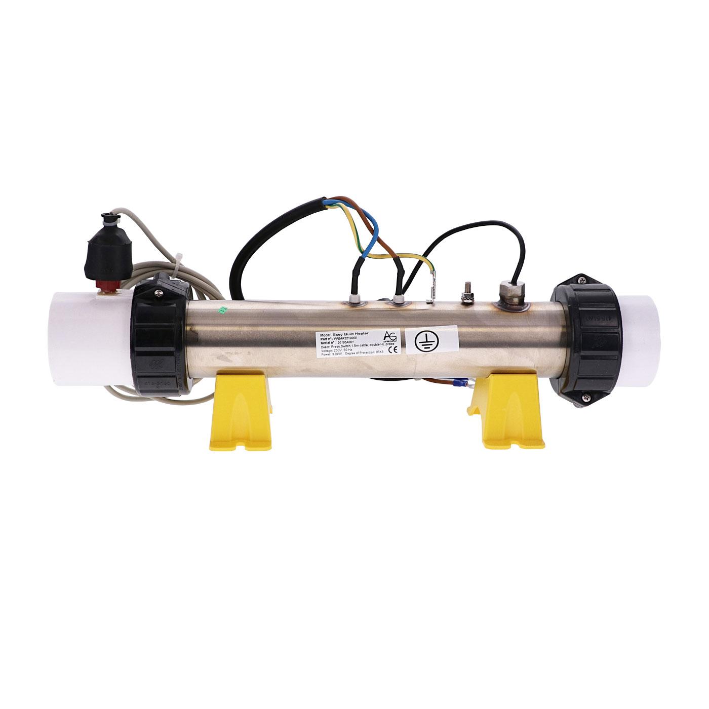Réchauffeur 3kW Astrel Easy avec double sonde HL