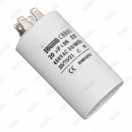 20µf Capacitor for Argonaut spa pump