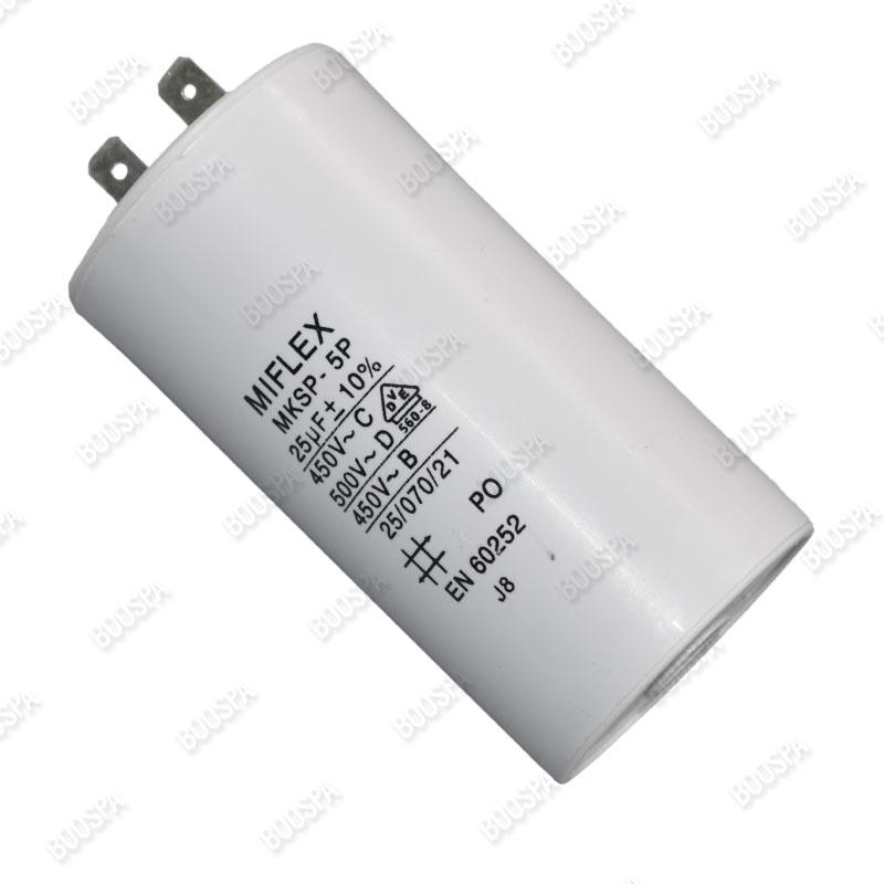 25µf Capacitor for Argonaut spa pump