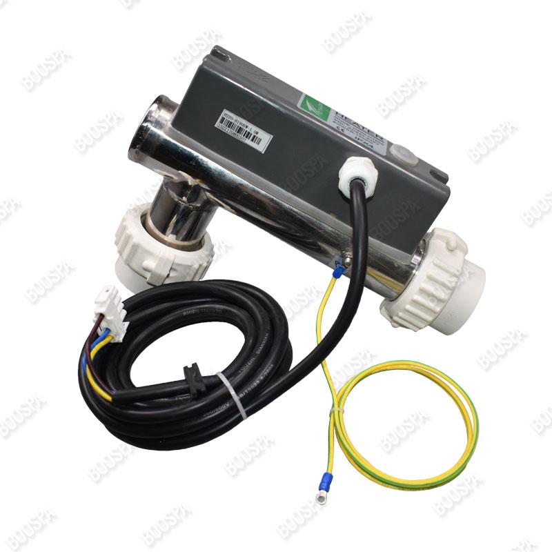 H220-H1500L 1.5Kw spa Heater
