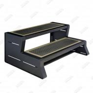 Escalier PVC / Aluminium ModStep® 2