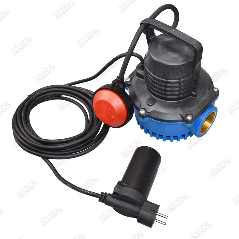 Drainage pump GM10 for spas and pools