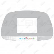 Autocollant pour clavier Spa Touch 50391