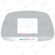 Overlay for Spa Touch 50391 Control Panel