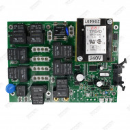 Printed Circuit Board 240V for SmartTouch Digital 2000