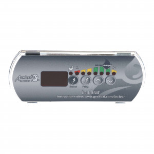 GECKO in.k200 for in.clear Control Panel