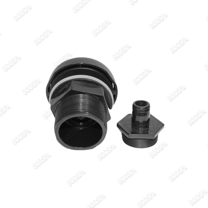 Draining valve 1.5'' (48mm) - External ring - Model 2