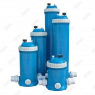 Système de filtration intégral à cartouche pour spa