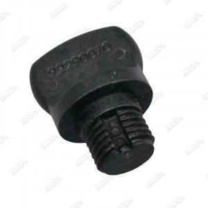 "Drain plug 1/4"" for Gecko's pump of spa"