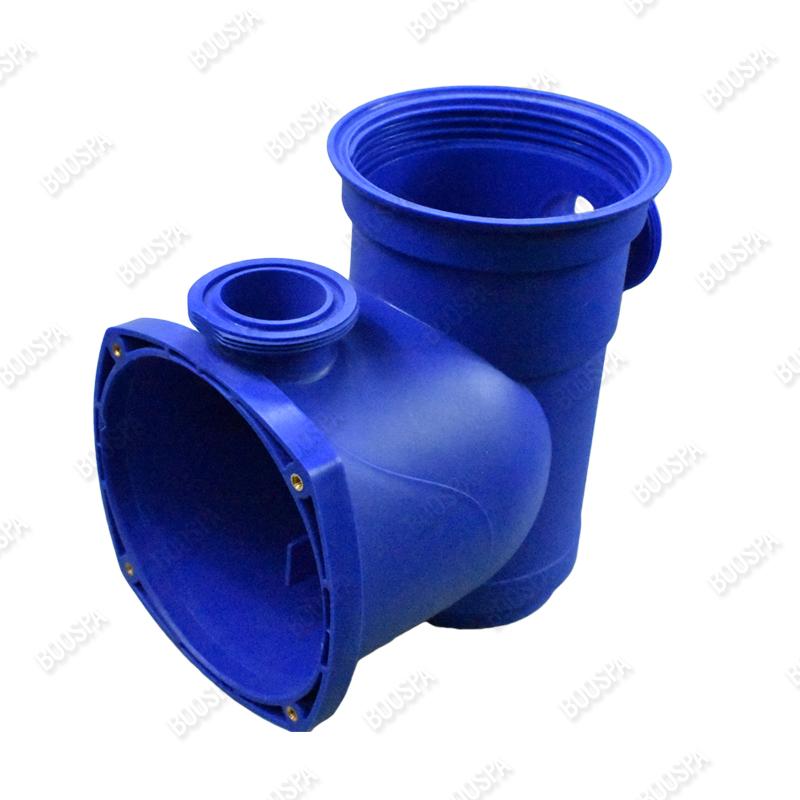 Prefilter tank for Argonaut massage pump