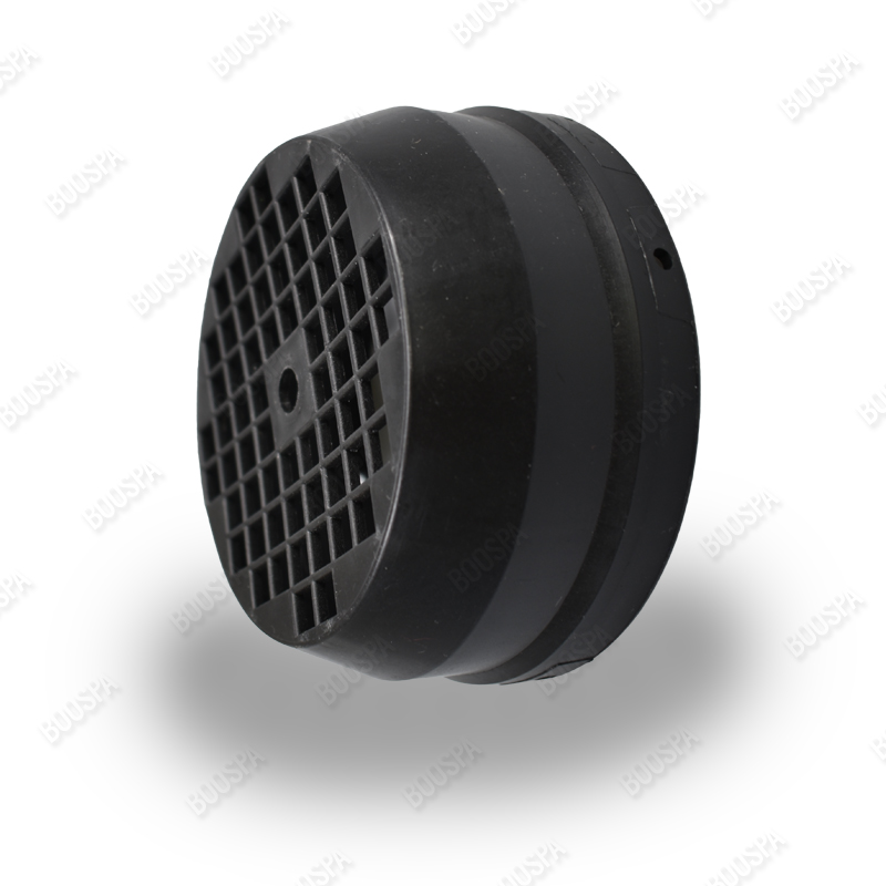 Fan cover for Iron Might circulation pump