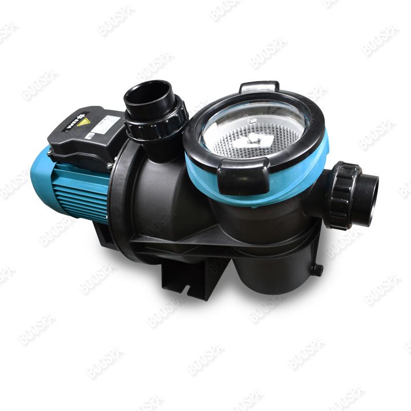Silen S2 75 18M pump with prefilter