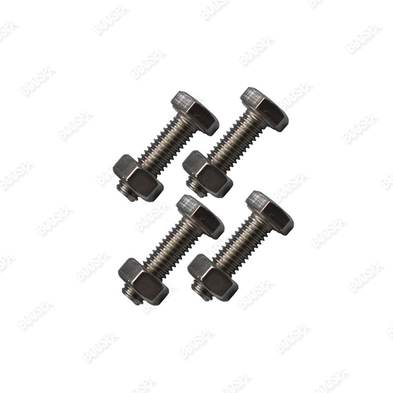 Pack of 4 screw 6mm for Blower ASD AR-700