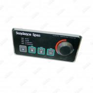 Clavier de commande 6600-493 Sundance® spa