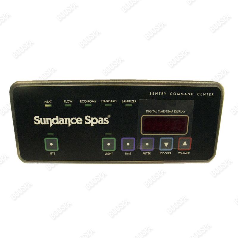 Clavier 6600-712 pour Spa Sundance®