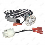 12 UltraBRITE LED light cluster with adapator