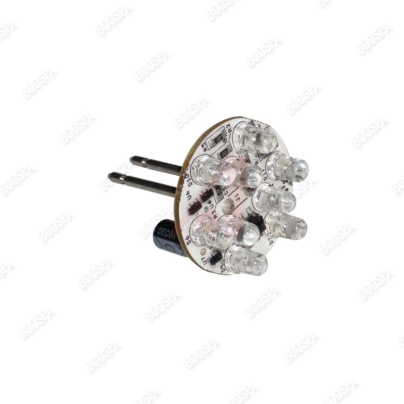Plaque 9 LED Mini-Cluster UltraBRITE