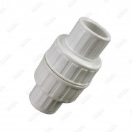 "Check valve for 1"" spa piping"