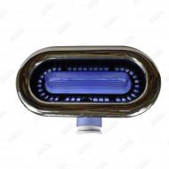 Jet à contre courant INOX LED 37cm pour spa