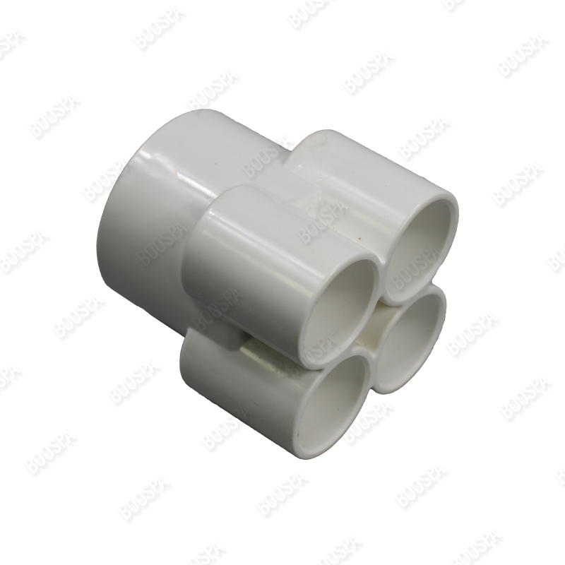 1.5'' F Manifold to 4 outlets 3/4'' F