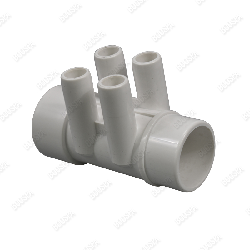 1.5'' F/M Manifold - 4 smooth ports 3/4''
