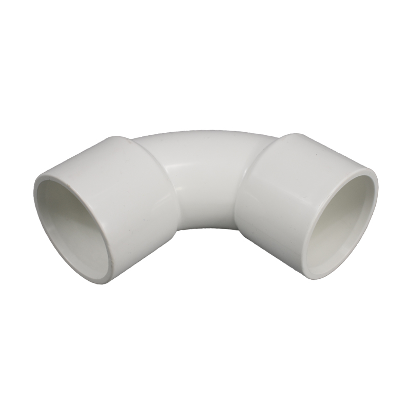 """1.5"""" 90° Rounded elbow F/F"""
