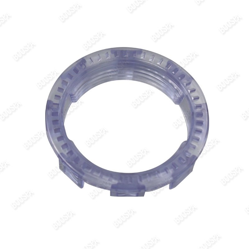 Clamping ring for 3'' Wellis jet
