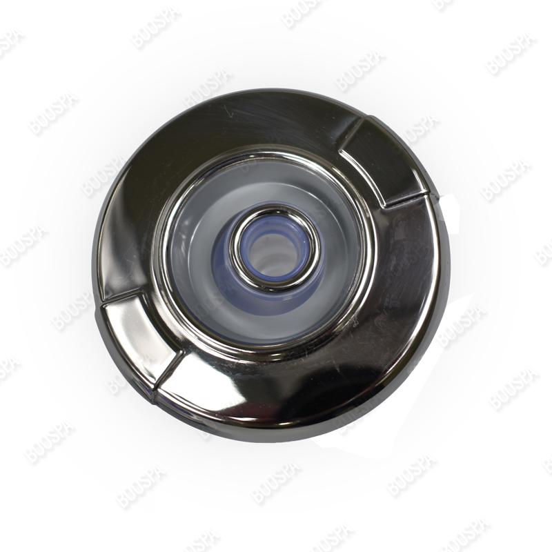 Jet transparent 3'' (86mm) Roto V3 INOX Wellis
