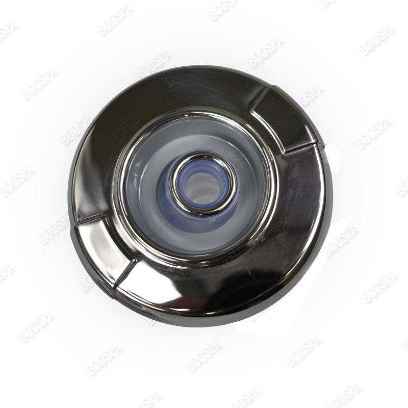 Jet transparent 3'' (86mm) Directional V3 INOX Wellis
