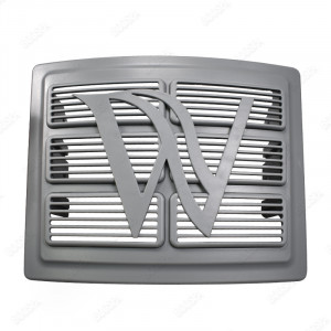 Grey skimmer faceplate for Wellis spa