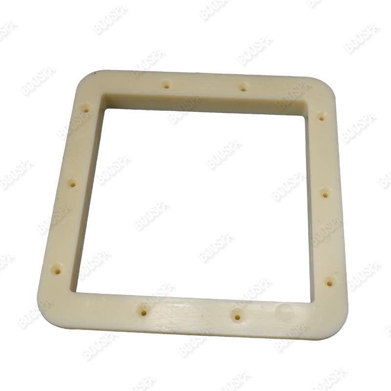 Back mounting plate for Waterway skimmer