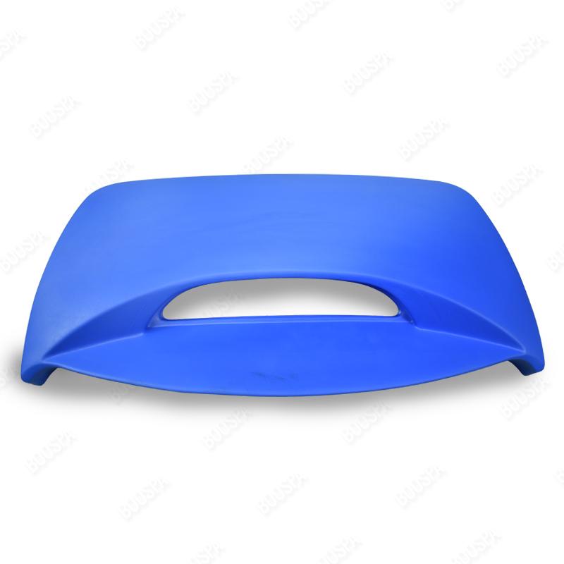 Blue Skimmer top lid for spa