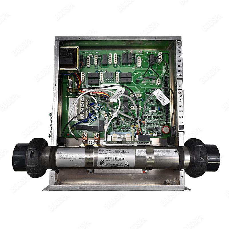 Boitier de contrôle BALBOA + réchauffeur GL84P M7 3kW