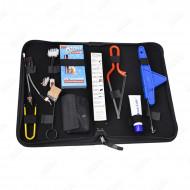Kit d'outil de réparation de spa avec étui