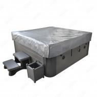 Housse de couverture avec zip pour spa - Cover bag