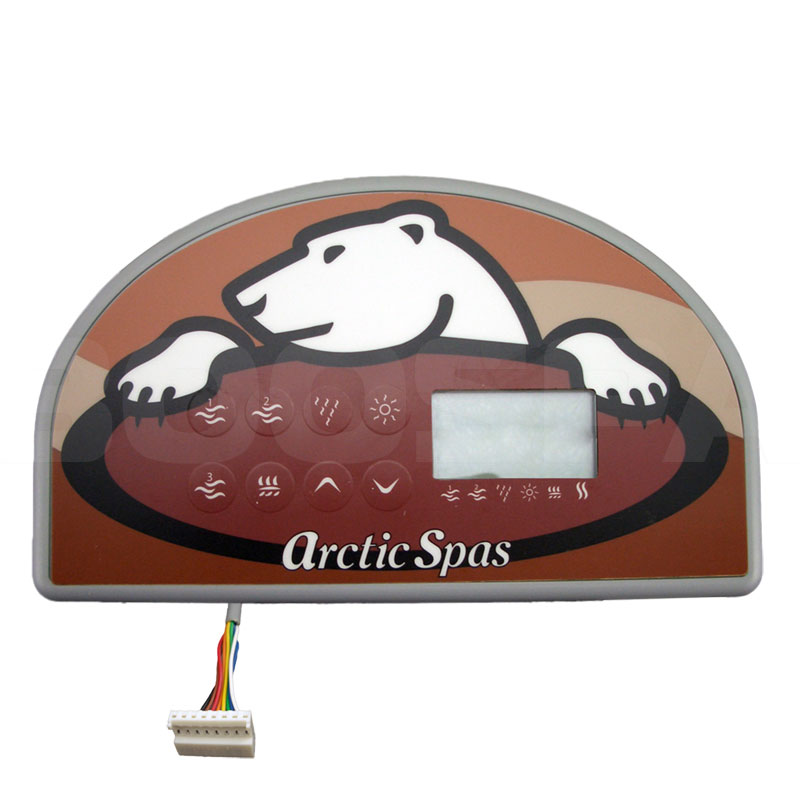 Clavier de commande Arctic Spas TSC-14
