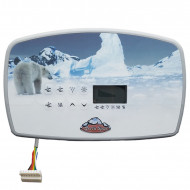 Topside control panel for Arctic Spas TSC-80