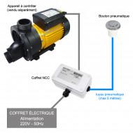 Kit de contrôle pneumatique