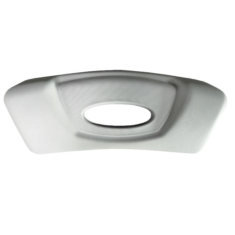EVA247 straight headrest compatible Wellis® and Sunspas® spas