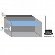 Kit éclairage séquentiel 12V à structure épaisse