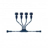 PL5014 - 4 LEDS spa light cable