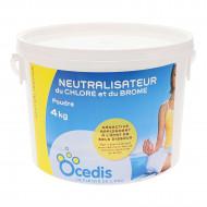 Chlorine and bromine neutralizer Ocedis 4kg