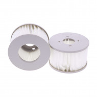 Pack of 2 Filters for MSPA Inflatable Spa - New generation