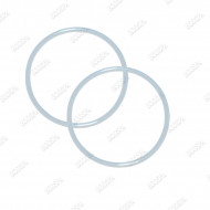 White O'ring seals for control MSPA panel