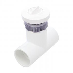 """Diffuseur d'aromathérapie Blanc pour tuyauterie 1.5"""""""