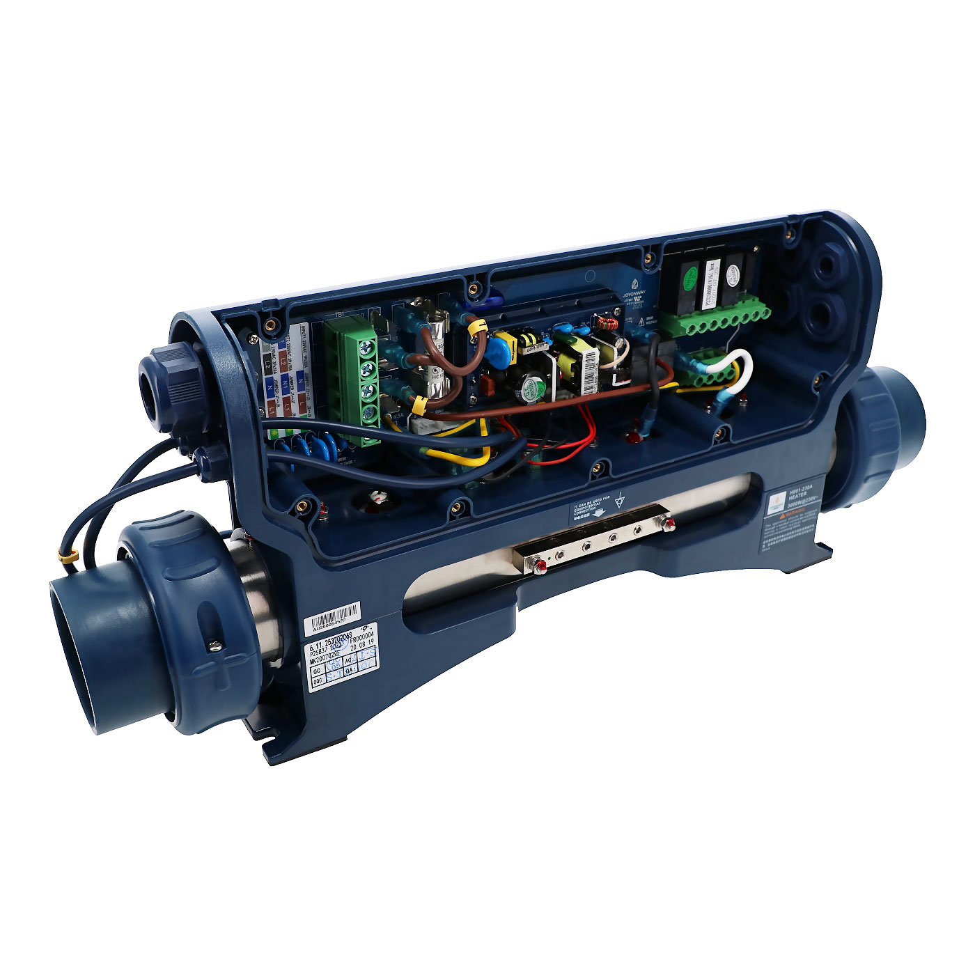 Retrofit kit P25B37 + PB554 topside