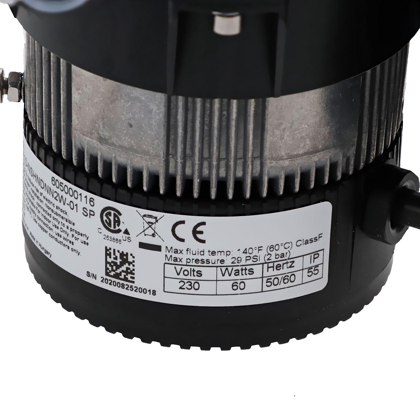 E10 Circulation Pump