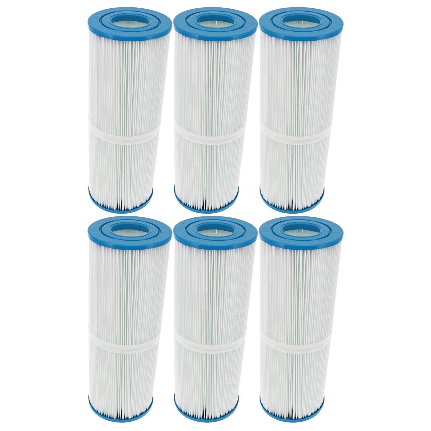 Lot de 6 filtres spa (42513 / C-4326 / T-4326 / PRB25-IN / FC-2375)