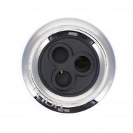 Volition 3.5 inch clip-on nozzle - Twin Pulse